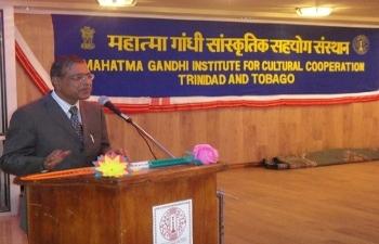 Annual Convocation Ceremony of MGICC, Nov 22, 2013