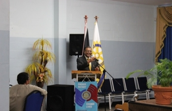 Address by High Commissioner at Rotary Club of Port of Spain (23.09.2014)