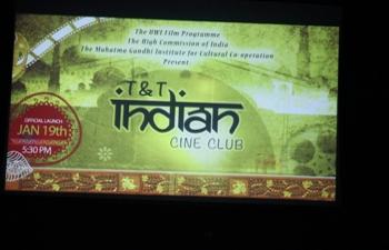 Launch of Cine Club at UWI 19 Jan 2015