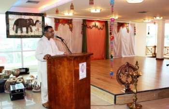 Kala Sandhya an evening of art and entertainment performed by the Students of MGICC 08 August 2015
