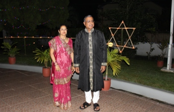 High Commission of India hosted its Diwali celebrations on 11th November 2015