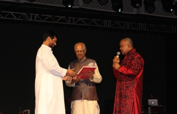 Minister of Consumer Affairs, Food and Public Distribution, Shri Ram Vilas Paswan addressed the Audience at the annual Divali Celebration organized by National Council of Indian Culture at Divali Nagar, Trinidad and Tobago – October 26, 2016