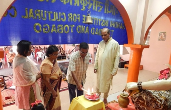 Cultural Event in Collaboration with the Caparo Sevashram Sanga on Sunday 13th November, 2016.