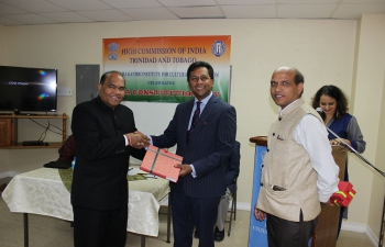 Lecture on the Constitution of India  26-11-2016