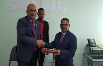 High Commissioner in Grenada