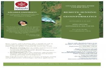 Short online Course by Nalanda University 16-30th Oct 2020