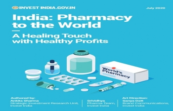 THE PHARMACY OF THE WORLD
